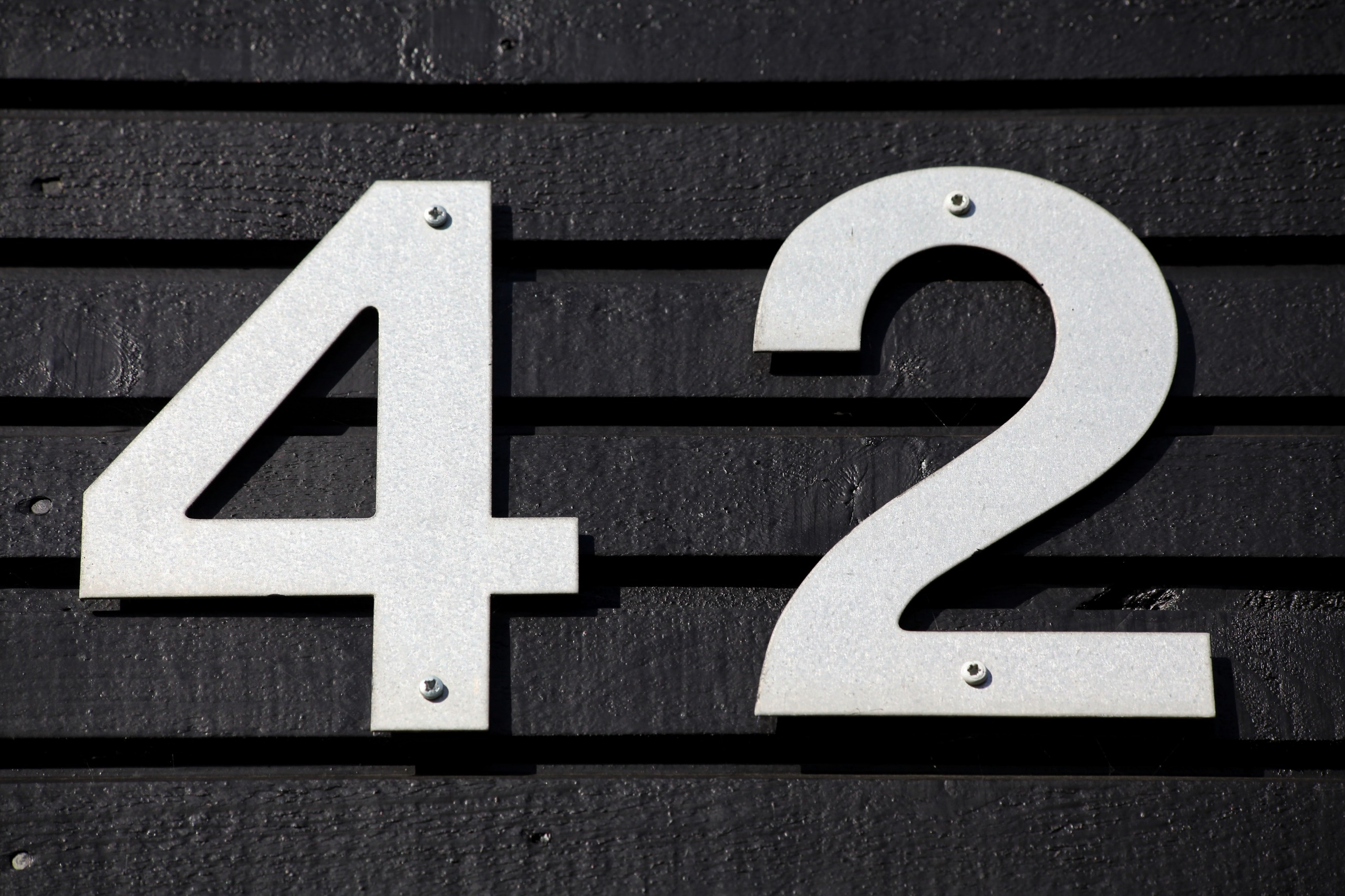 42 isn't the answer to everything