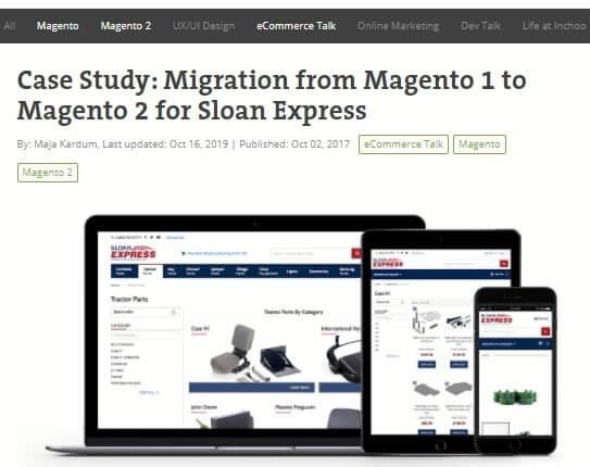 case study inchoo magento migration