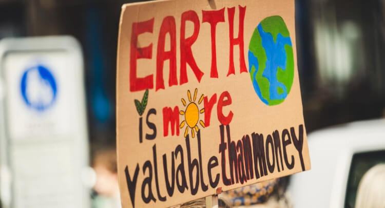 earth more valuable than money